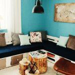 Lounge Selber Bauen Sofa Aus Europaletten Kaufen Palettensofa Einbauküche Bett 180x200 Fliesenspiegel Küche Machen Bodengleiche Dusche Nachträglich Einbauen Wohnzimmer Lounge Selber Bauen