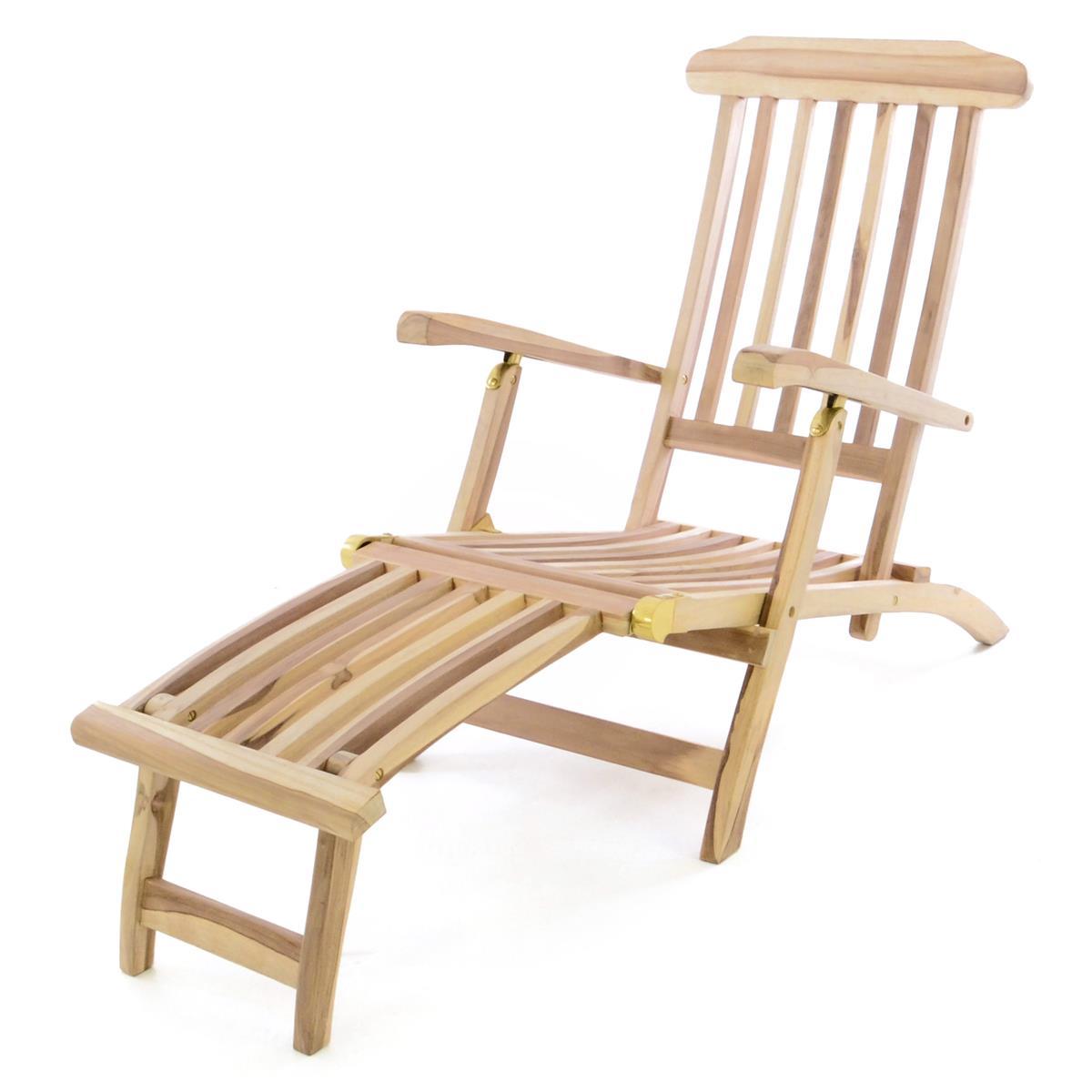 Full Size of Liegestuhl Holz Divero Deckchair Florentine Futeil Abnehmbar Teak Esstisch Schlafzimmer Komplett Massivholz Bad Unterschrank Bett Garten Holzhaus Kind Alu Wohnzimmer Liegestuhl Holz