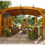 Pergola Modern Wohnzimmer Pergola Modern Pergolas Modernas Para Terrazas Kits Usa Uk De Hierro Designs Pinterest Design Holz Bausatz In Dubai Wooden Luxury Uae With Deckenleuchte
