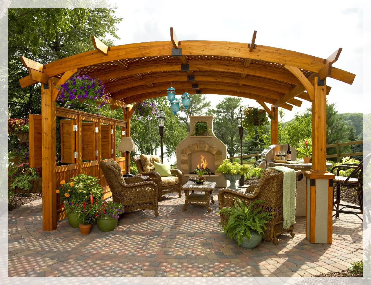 Full Size of Pergola Modern Pergolas Modernas Para Terrazas Kits Usa Uk De Hierro Designs Pinterest Design Holz Bausatz In Dubai Wooden Luxury Uae With Deckenleuchte Wohnzimmer Pergola Modern