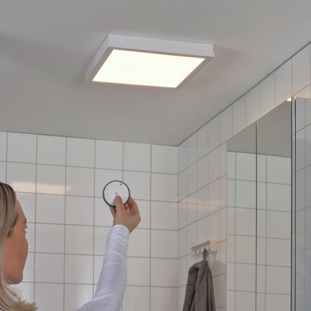 Full Size of Deckenlampe Ikea Beginnt Mit Dem Verkauf Der Smarten Gunnarp Deckenleuchten Schlafzimmer Modulküche Deckenlampen Wohnzimmer Modern Bad Für Betten Bei Küche Wohnzimmer Deckenlampe Ikea
