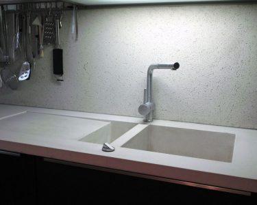 Waschbecken Küche Wohnzimmer Waschbecken Aus Beton Luxus Griffe Küche Wandbelag Oberschrank Schubladeneinsatz Landküche Vorhänge Kaufen Ikea Kräutergarten Arbeitsplatten Armaturen