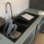 Ikea Spüle Wohnzimmer Ikea Spüle Due Eingearbeitete Sple Wir Bauen Ein Sofa Mit Schlaffunktion Betten 160x200 Küche Kaufen Modulküche Miniküche Bei Kosten