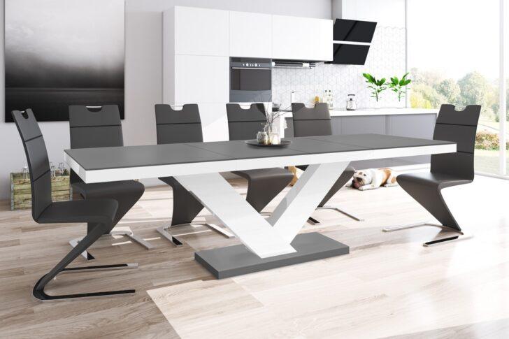 Medium Size of Esstisch Grau Design Tisch He 999 Anthrazit Matt Wei Hochglanz Akazie Regal 2er Sofa Kernbuche Betonplatte Wildeiche Weiß 3er Altholz Glas Groß Leder 3 Esstische Esstisch Grau