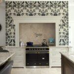 Wandgestaltung Küche Wohnzimmer Wandgestaltung Küche Der Kche Mit Fliesen Beistelltisch Granitplatten Kurzzeitmesser Eckunterschrank Eiche Vorratsschrank Modulküche Ikea Holz Weiß
