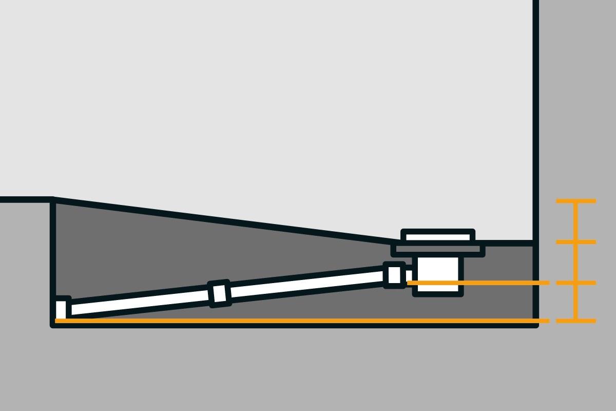 Full Size of Bodengleiche Dusche Einbauen Hornbach Badewanne Mit Bodengleich Hsk Duschen Unterputz Armatur Ebenerdige Wand Bodenebene Fliesen Für Bidet Anal Dusche Dusche Einbauen