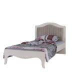 Mädchen Bett Kinderbett Mdchenbett In Wei Schrank 140x200 200x200 Mit Rückenlehne Wohnwert Betten Günstige Konfigurieren Weiß Schubladen Bettkasten 160x200 Wohnzimmer Mädchen Bett
