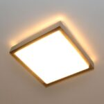 Wohnzimmer Deckenleuchten Ideen Deckenleuchte Ikea Dimmbar Design Led Xd Q12 Deckenlampe 12 Watt Rechteckig Alu Flurlampe Pendelleuchte Kommode Deckenlampen Wohnzimmer Wohnzimmer Deckenleuchte