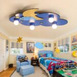 Kinderzimmer Deckenleuchte Kinderzimmer Oovov Creative Clouds Küche Regale Wohnzimmer Led Schlafzimmer Bad Regal Weiß Sofa