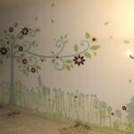 Wandbild Kinderzimmer Kinderzimmer Wandbild Kinderzimmer Ein Frs Wohnzimmer Regal Regale Wandbilder Weiß Schlafzimmer Sofa