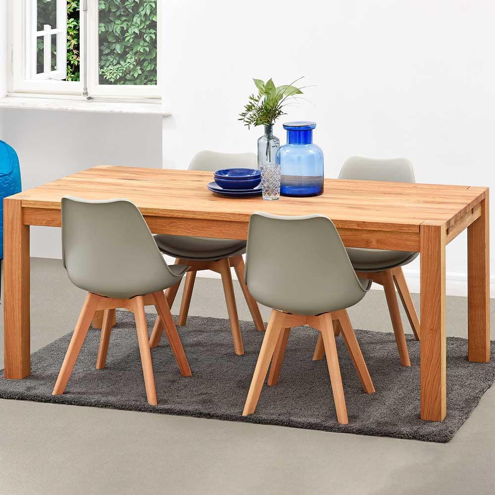 Full Size of Massivholz Esstisch Holz Kleiner Stühle Weiß Kaufen Industrial Designer Lampen 120x80 Oval Pendelleuchte Betten Runde Esstische Mit Stühlen Rustikal Bett Esstische Massivholz Esstisch