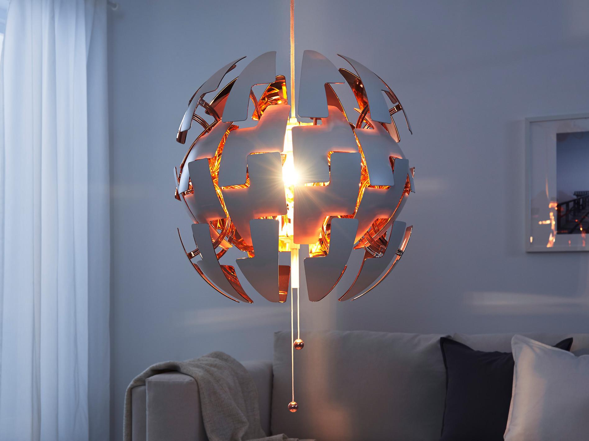 Full Size of Schnell Und Einfach Ikea Ps 2014 Mit Hue Lampe Aufwerten Deckenlampen Für Wohnzimmer Betten Bei Stehlampen Bad Lampen Led Küche Kosten Modulküche Modern Wohnzimmer Ikea Lampen