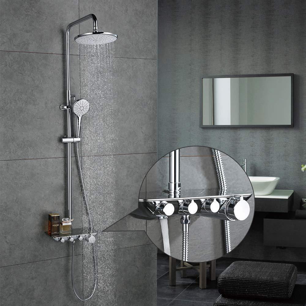 Full Size of Handbrause Duschsystem Runder Duschkopf Regenduschset Mit Regal Kaufen Regale Gebrauchte Küche Verkaufen Günstig Duschen Breuer Schüco Fenster Hüppe Billig Dusche Duschen Kaufen