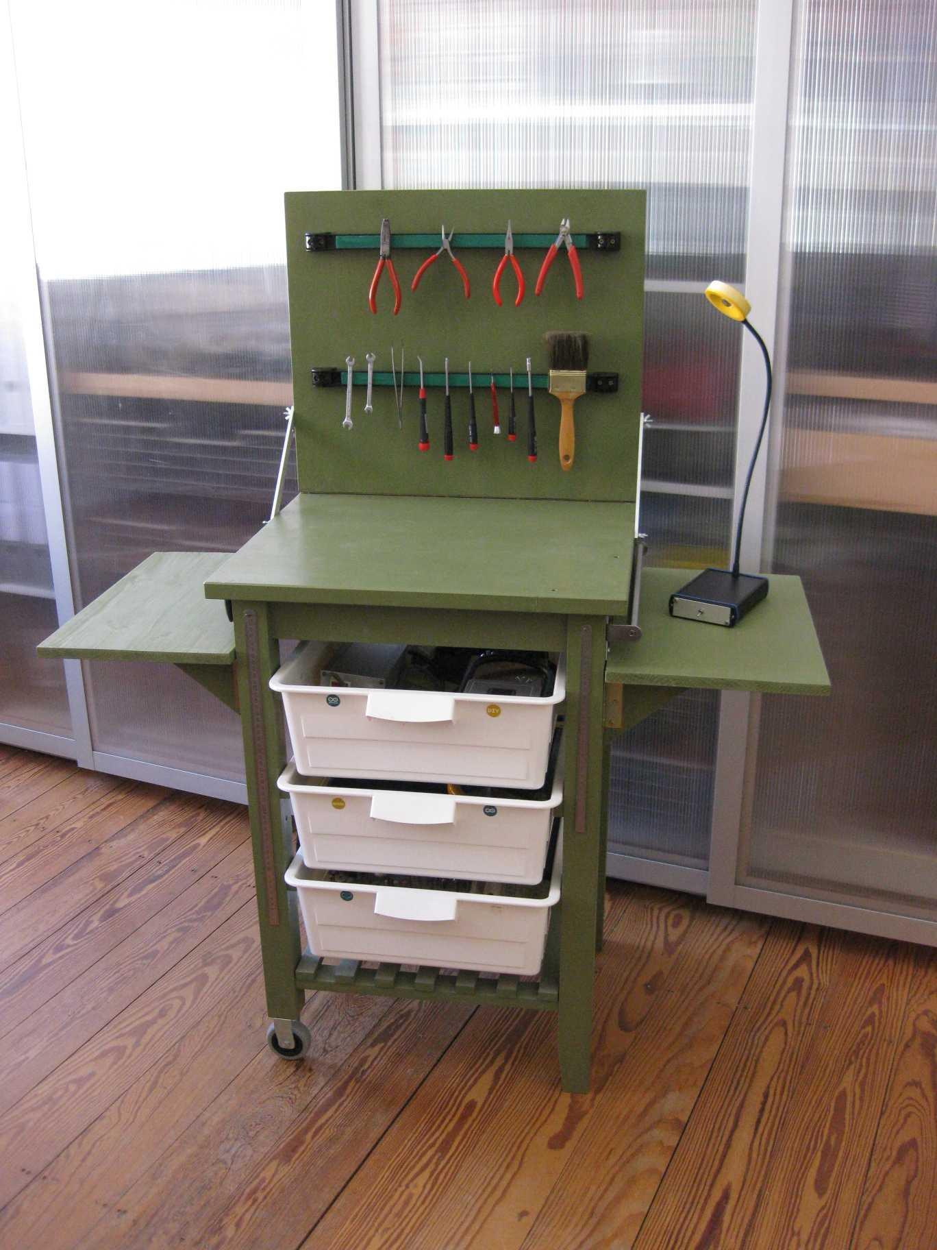 Full Size of Ikea Workbench Evolution Make Küche Kosten Kaufen Miniküche Modulküche Betten 160x200 Bei Sofa Mit Schlaffunktion Wohnzimmer Küchenwagen Ikea