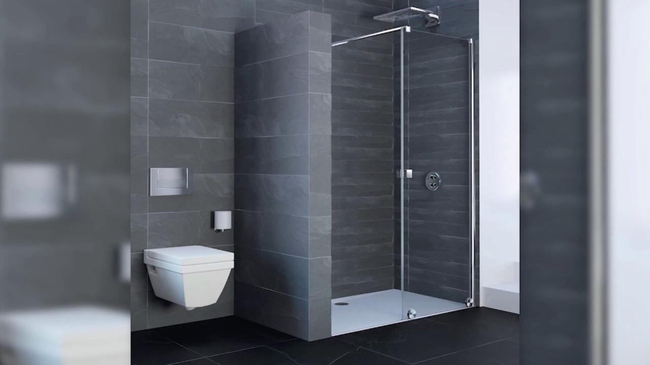 Full Size of Hüppe Dusche Montagevideos Duschen Pendeltür Begehbare Ohne Tür Einhebelmischer Moderne Unterputz Bluetooth Lautsprecher Bodenebene Einbauen Antirutschmatte Dusche Hüppe Dusche