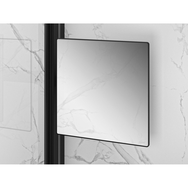 Full Size of Hppe Spiegel Select Fr Dusche Schwarz Kaufen Bei Obi Glastrennwand Bodengleiche Fliesen Glaswand Eckeinstieg Barrierefreie Bodenebene Bluetooth Lautsprecher Dusche Hüppe Dusche