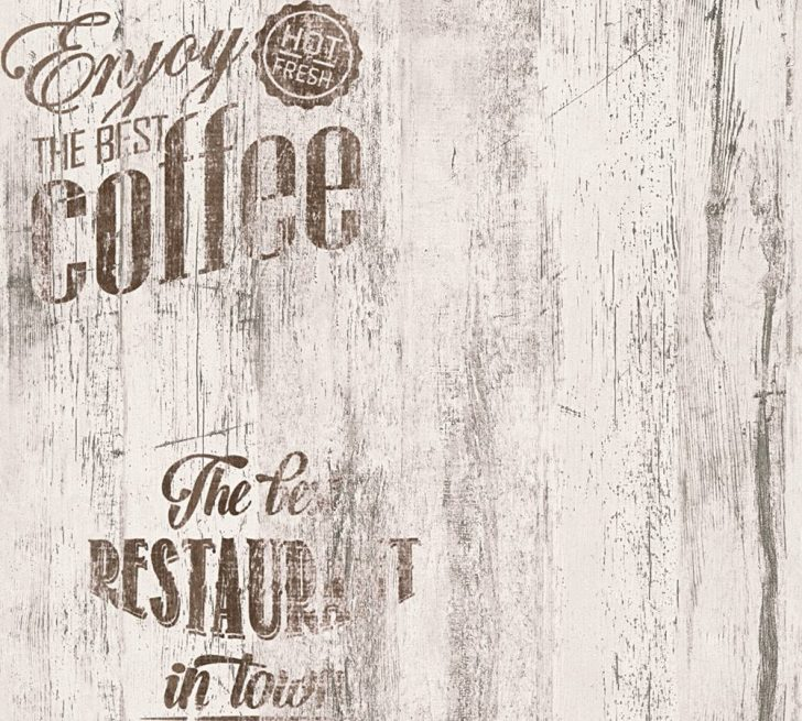 Medium Size of Tapete Für Küche Coffee Kche Bistro Grau As Creation 33481 2 Fliesen Sichtschutzfolie Fenster Bad Griesbach Fürstenhof Segmüller Tapeten Die Wohnzimmer Tapete Für Küche