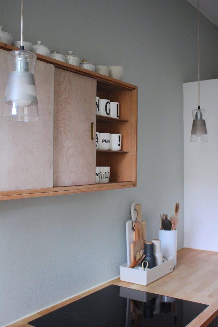Medium Size of Küche Wandfarbe Salbei Fr Kche Labelfrei Me Deko Für Sockelblende Umziehen Was Kostet Eine Neue Pantryküche Mit Kühlschrank Lampen Holzregal Moderne Wohnzimmer Küche Wandfarbe
