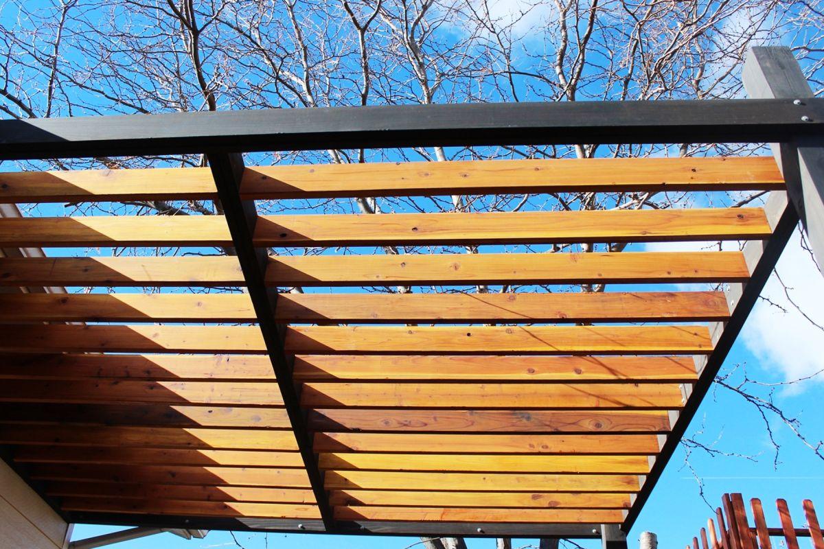 Full Size of Pergola Modern Metal Uk Designs With Glass Architecture Contemporary Design Ideas Kits Australia Prefab Lamellen Holz Kaufen Canada Plans Build A Küche Weiss Wohnzimmer Pergola Modern