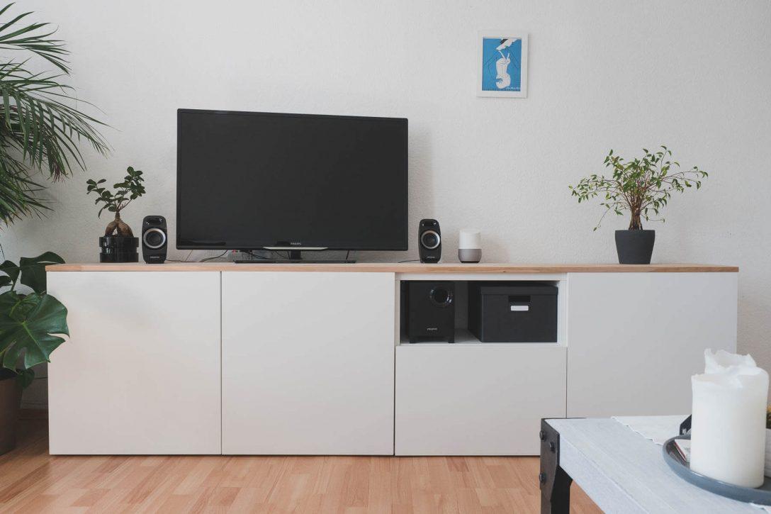 Large Size of Ikea Best Diy Sideboard Frs Wohnzimmer Küche Kaufen Kosten Mit Arbeitsplatte Modulküche Miniküche Betten Bei Sofa Schlaffunktion 160x200 Wohnzimmer Sideboard Ikea