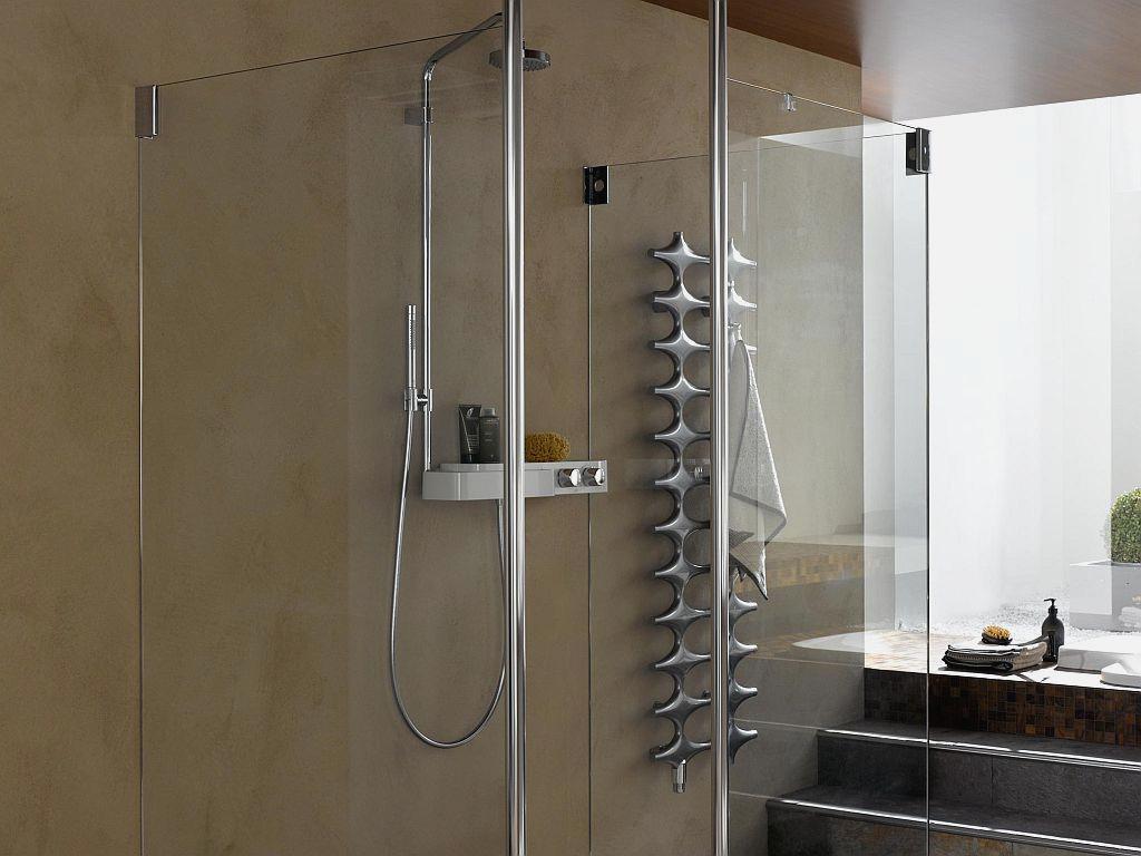 Full Size of Dusche Wand Putz Statt Fliesen Barrierefreie Sprinz Duschen Schiebetür Glasabtrennung Kaufen Koralle Wandleuchte Schlafzimmer Bodengleiche Nachträglich Dusche Dusche Wand