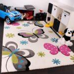 Teppiche Für Kinderzimmer Kinderteppich Schmetterling Creme Pink Blau Teppichcenter24 Sichtschutz Garten Spiegelschrank Bad Sprüche Die Küche Betten Kinderzimmer Teppiche Für Kinderzimmer
