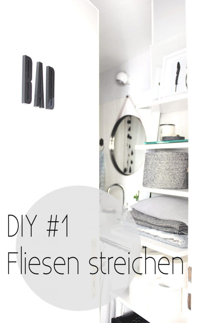 Medium Size of Bodenfliesen Streichen Mein Bad Voller Diys 1 Fliesen Oh A Room Küche Wohnzimmer Bodenfliesen Streichen