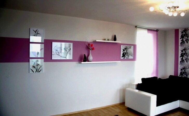 Medium Size of Wandgestaltung Wohnzimmer 33 Reizend Ideen Streifen Schn Stehleuchte Hängelampe Deckenlampe Teppich Tapete Deckenlampen Sessel Sofa Kleines Komplett Modern Wohnzimmer Wandgestaltung Wohnzimmer