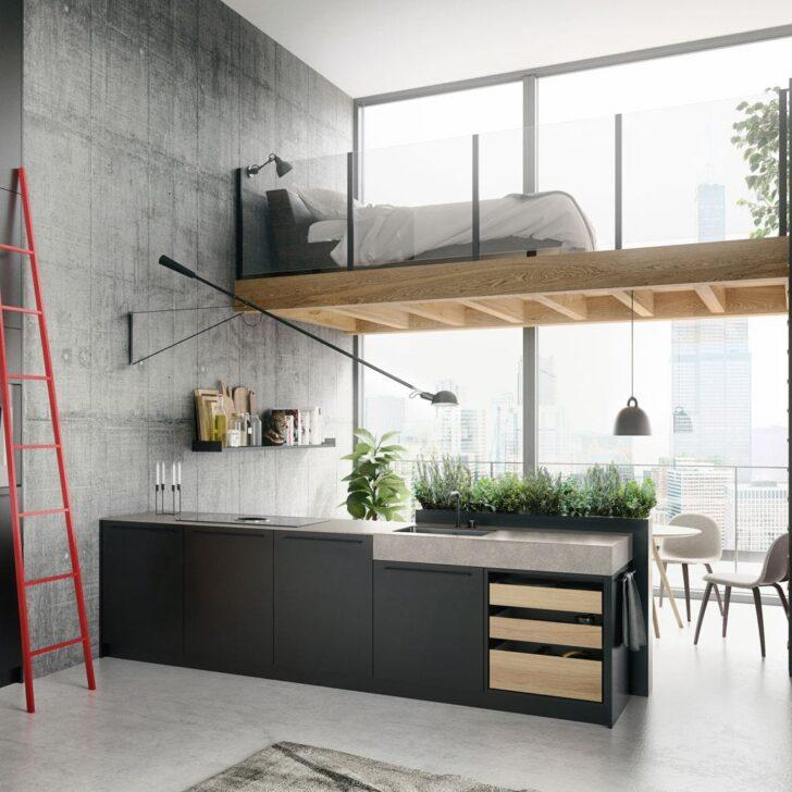 Medium Size of Kcheninsel Urban Se 8008 Lm Siematic Wohnzimmer Kücheninsel