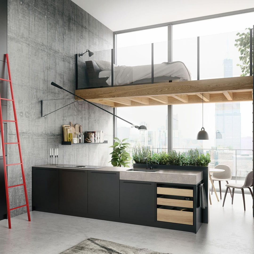 Full Size of Kcheninsel Urban Se 8008 Lm Siematic Wohnzimmer Kücheninsel