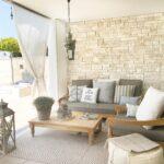 Terrassen Lounge Loungeecke Bilder Ideen Couch Set Garten Loungemöbel Holz Sofa Sessel Möbel Günstig Wohnzimmer Terrassen Lounge