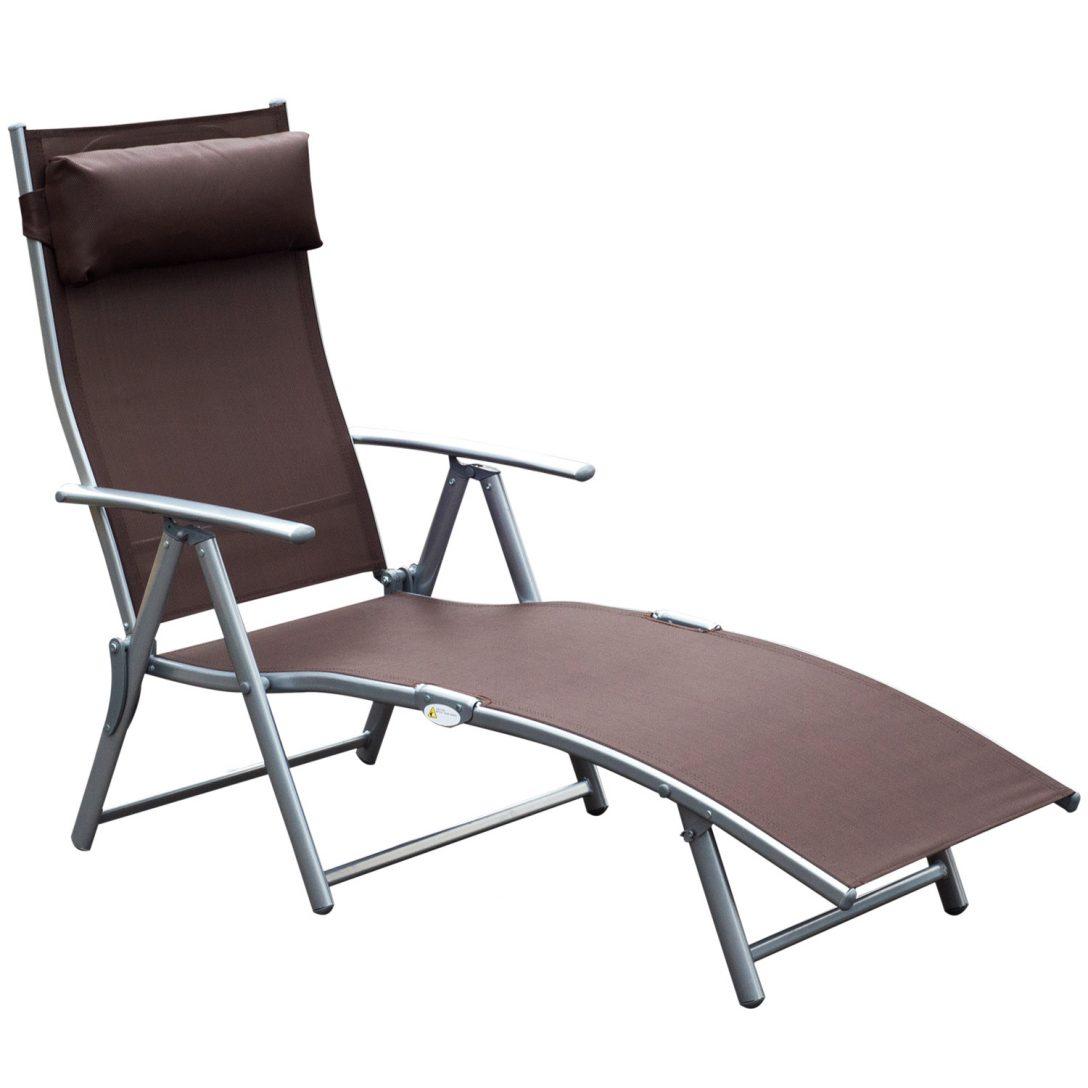 Large Size of Outsunny Sonnenliege Gartenliege Klappbar Verstellbar Liegestuhl Bett Ausklappbar Ausklappbares Wohnzimmer Gartenliege Klappbar