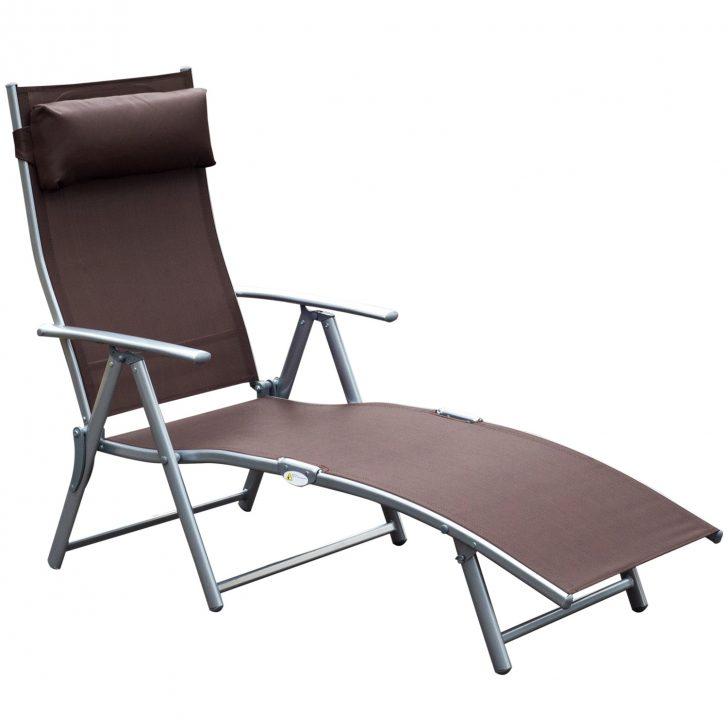 Medium Size of Outsunny Sonnenliege Gartenliege Klappbar Verstellbar Liegestuhl Bett Ausklappbar Ausklappbares Wohnzimmer Gartenliege Klappbar