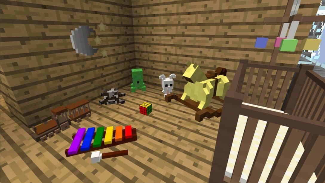 Large Size of Minecraft Küche Top 10 Beliebteste Mods Erweitern Einbauküche Mit Elektrogeräten Sitzbank Kreidetafel Ausstellungsküche Landhaus Regal Laminat Für Stengel Wohnzimmer Minecraft Küche