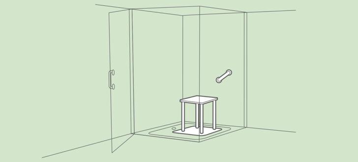 Medium Size of Behindertengerechte Dusche Barrierefreie Pflegede Thermostat Ebenerdige Zuschuss Behindertengerechtes Bad Einhebelmischer Pendeltür Begehbare Fliesen Walkin Dusche Behindertengerechte Dusche