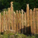 Sichtschutz Holz Modern Holzzaun Berlin Doppelbogen Hornbach Garten Selber Bauen Balkon Hagebau Zaunelemente Bauanleitung Anleitung Stecksystem Toom Handwerker Wohnzimmer Sichtschutz Holz