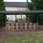 Gartenpavillon Metall Wohnzimmer Gartenpavillon Metall Schweiz Klein Baumarkt Toom Pavillon Wasserdicht Rund Mit Festem Dach Modern Glas Geschlossen 3 X 5 3x4 Regal Weiß Bett Regale