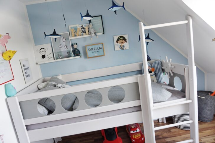 Medium Size of Piratenhochbett Piratenbett Hochbett Kinderzimmer Debreuyn Regale Sofa Regal Weiß Kinderzimmer Hochbett Kinderzimmer