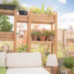 Hochbeet Sichtschutz Garten Für Fenster Sichtschutzfolie Sichtschutzfolien Wpc Im Holz Einseitig Durchsichtig Wohnzimmer Hochbeet Sichtschutz