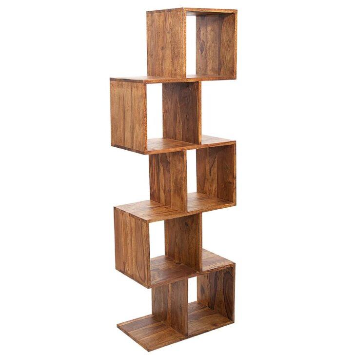 Medium Size of Regal Massivholz Massives Cube Makassar Sheesham 150cm Cubic Real Weiß Hochglanz Soft Plus Hängeregal Küche Werkstatt Schreibtisch Auf Maß Badezimmer Cd Regal Regal Massivholz