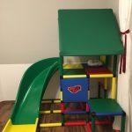 Quadro Klettergerüst Klettergerst Kinderzimmer Indoor Von Frs Garten Wohnzimmer Quadro Klettergerüst