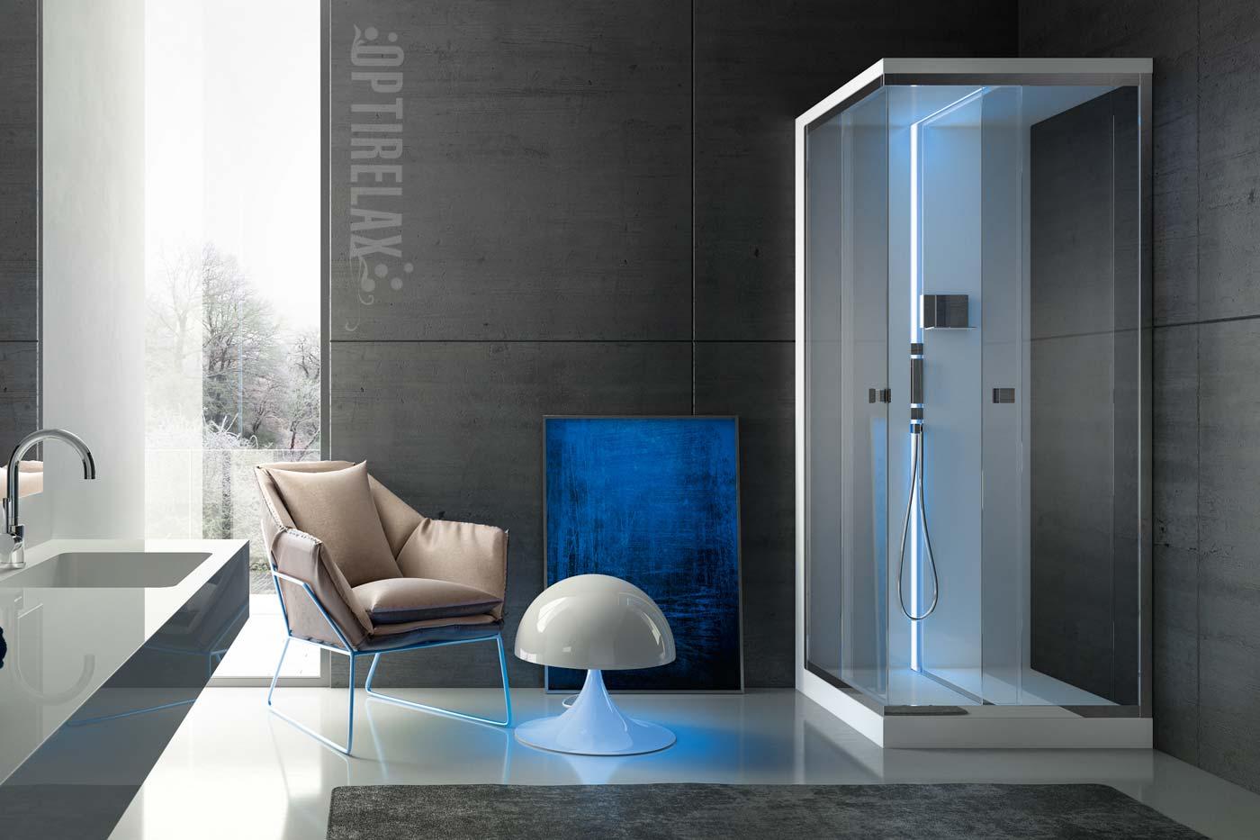 Full Size of Dusche 90x90 Luxus Duschkabine Gt S90 Optirelax Haltegriff Ebenerdige Bodengleiche Nachträglich Einbauen Kaufen Badewanne Begehbare Fliesen Breuer Duschen Dusche Dusche 90x90