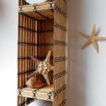 Regal Fr Toilettenpapier 80x12x10 25 Cm Tief Glasböden Kleines Weiß Stecksystem Würfel Kisten Fnp Bücher Wand Holz Kiefer Designer Regale Roller Schmales Regal Vorratsraum Regal