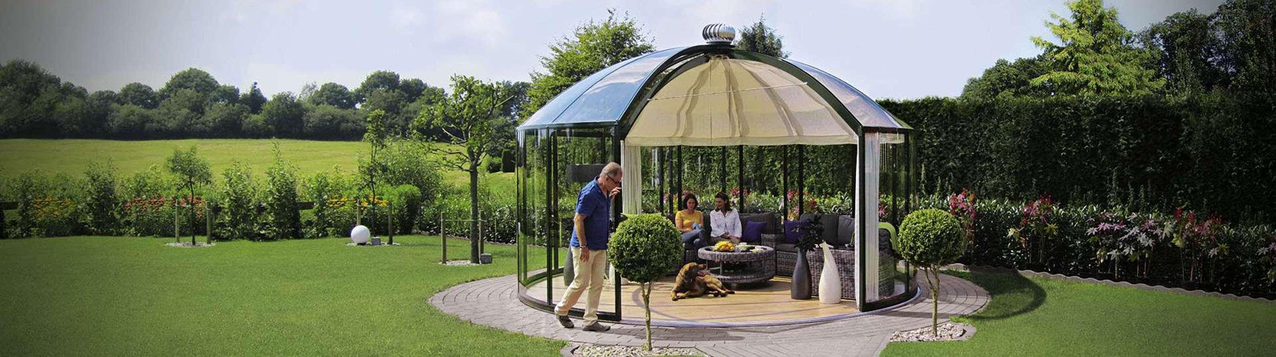 Full Size of Garten überdachung Gartengestaltung Pavillon 5 Tipps Fr Ihr Grnes Wohnzimmer Holzhaus Lounge Möbel Kräutergarten Küche Beistelltisch Spielhaus Holzbank Wohnzimmer Garten überdachung
