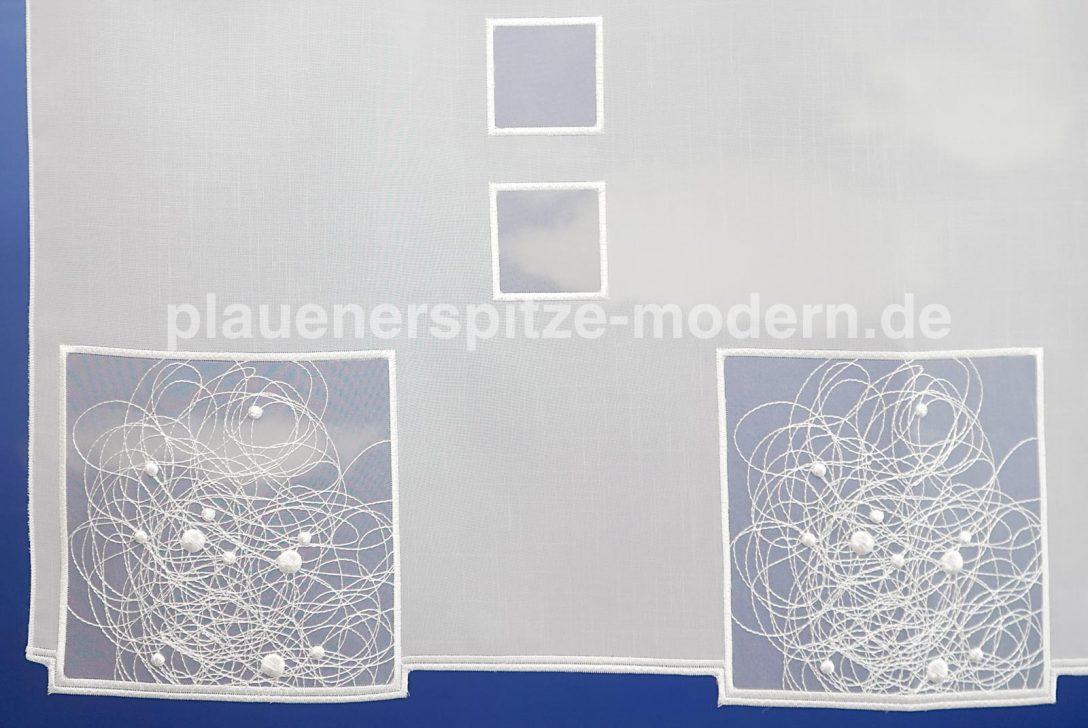 Large Size of Scheibengardine Modern Moderne Kurzgardinen Schneeballspitze Plauener Spitze Scheibengardinen Esstisch Modernes Bett 180x200 Design Küche Tapete Wohnzimmer Wohnzimmer Scheibengardine Modern