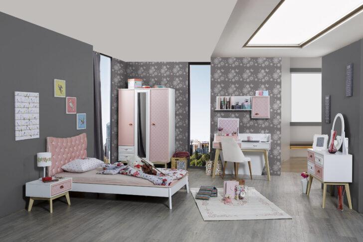 Medium Size of Mädchen Bett Prinzessinbett In Pink Wei Außergewöhnliche Betten Sonoma Eiche 140x200 180x200 Mit Lattenrost Und Matratze Bei Ikea Altes Schwebendes Clinique Wohnzimmer Mädchen Bett