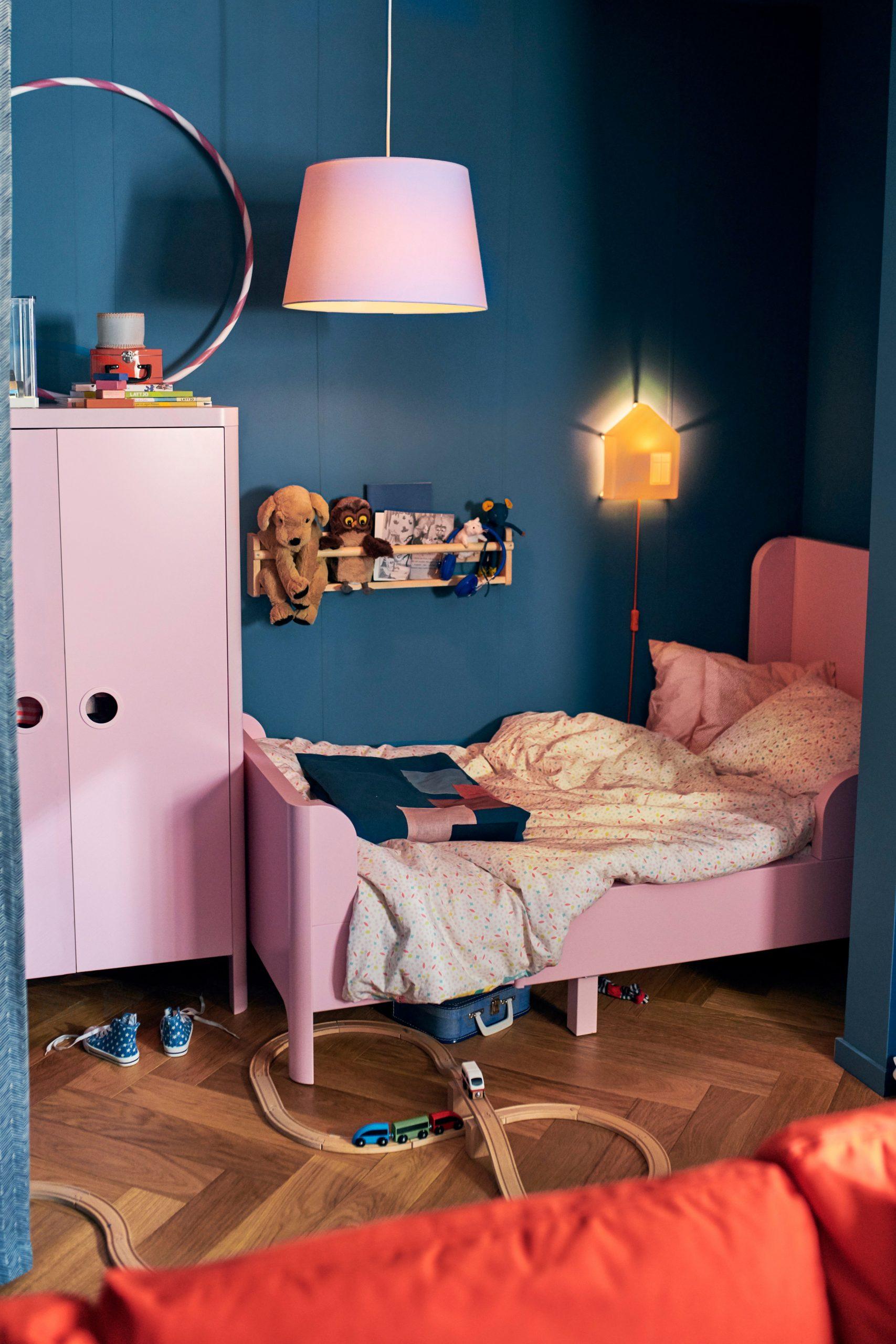 Full Size of Ikea Bett Kinder Busunge Bettgestell Home Affaire Nussbaum 180x200 Breite Jabo Betten Stauraum 200x200 Weiß 120x200 140x200 Ohne Kopfteil Erhöhtes Großes Wohnzimmer Ikea Bett Kinder