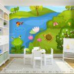 Fototapeten Kinderzimmer Kinderzimmer Fototapeten Kinderzimmer Regal Sofa Wohnzimmer Regale Weiß