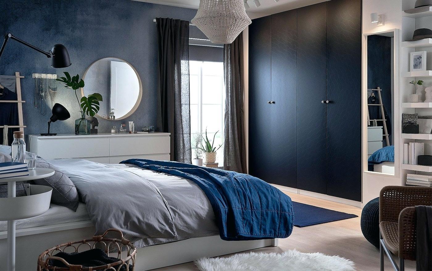 Full Size of Ikea Schlafzimmer Ideen Kleine Deko Klein Einrichtungsideen Besta Pinterest Günstige Komplett Günstig Guenstig Teppich Wandleuchte Weiss Stehlampe Wohnzimmer Ikea Schlafzimmer Ideen