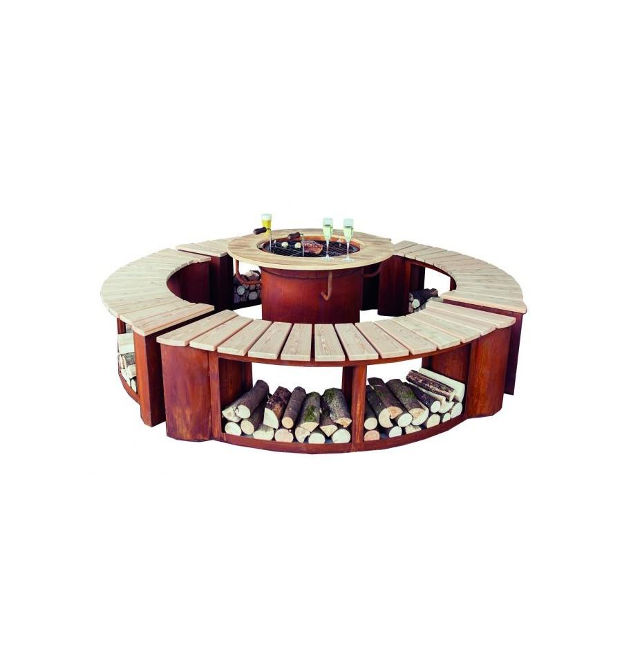 Full Size of Grillstelle Garten Groe Fr Den Kaufen Pavillon Skulpturen Loungemöbel Trennwand Ecksofa Bewässerungssysteme Test Feuerschale Mein Schöner Abo Holzhäuser Wohnzimmer Grillstelle Garten